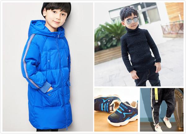 冬天,可爱的宝宝穿这种衣服,既潮湿又温暖