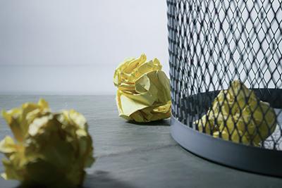 谁说垃圾桶不能是一道风景