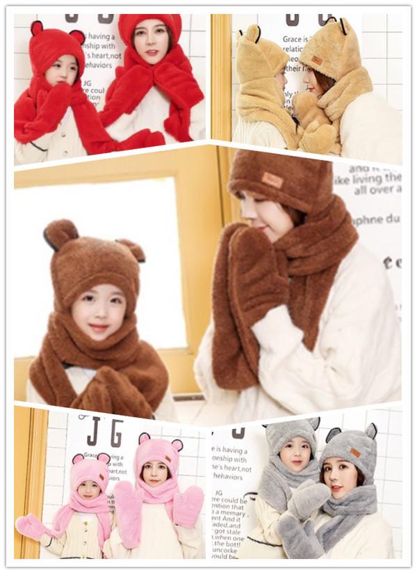 在冬天,父母和孩子们穿这种衣服,这是时尚的,爱和温暖~