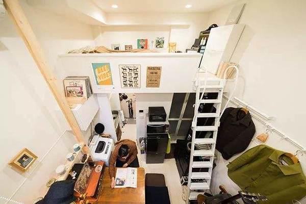 一个人的公寓,一个人的精致生活