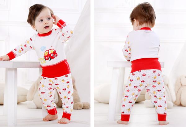 适合0-3岁萌娃的保暖内衣,宝妈必看!