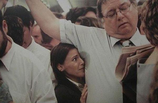 上班挤地铁,如何让你比别人更优雅