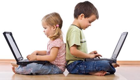 孩子接触电子产品是好是坏?