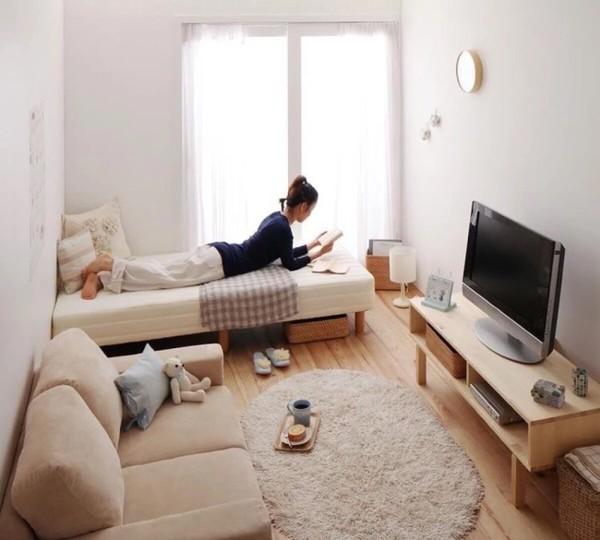 对租来的房子不满意?便宜的商品能帮你搭配高感觉