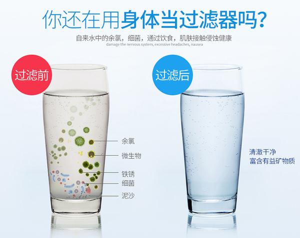家庭生活中需不需要安装净水器?