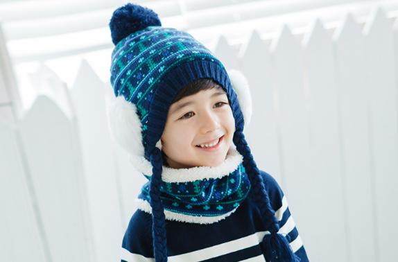 100%的可爱宝宝的冬季保暖策略,宝妈,请检查一下!