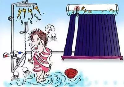 收好这些神器,冬天舒舒服服洗个澡